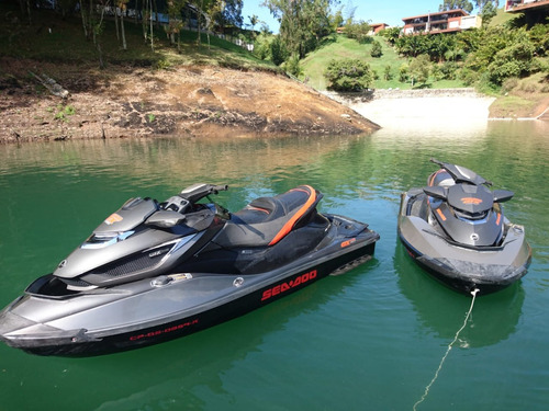 2 motos de agua sea doo gtx 260 2013 con trailer doble