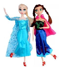 Elsa Juguetes Niña Muñecas 2 Frozen Barbie Nuevas Y Anna 1l5T3uJFKc