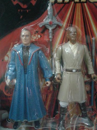 2 muñecos star wars precio por 2 unidades