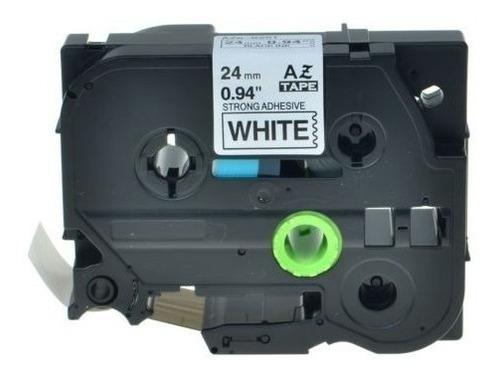 2 negras en cinta blanca etiqueta fuerte para hermano tze-s2