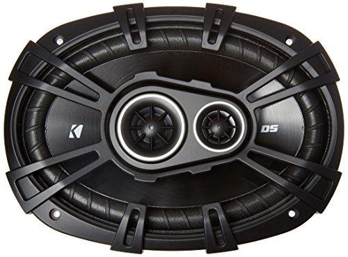 2 nuevos altavoces coaxiales de audio de automovil de 3 vias