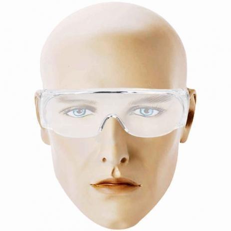 2 Óculos De Segurança Pró Vision Incolor Carbografite - R  19,90 em ... b6e7647b0e