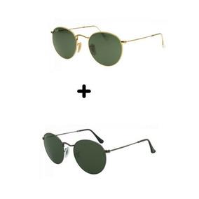 a7931f614 Oculos De Sol Importado Estilo Ray Ban Rb 5023 - Óculos no Mercado Livre  Brasil