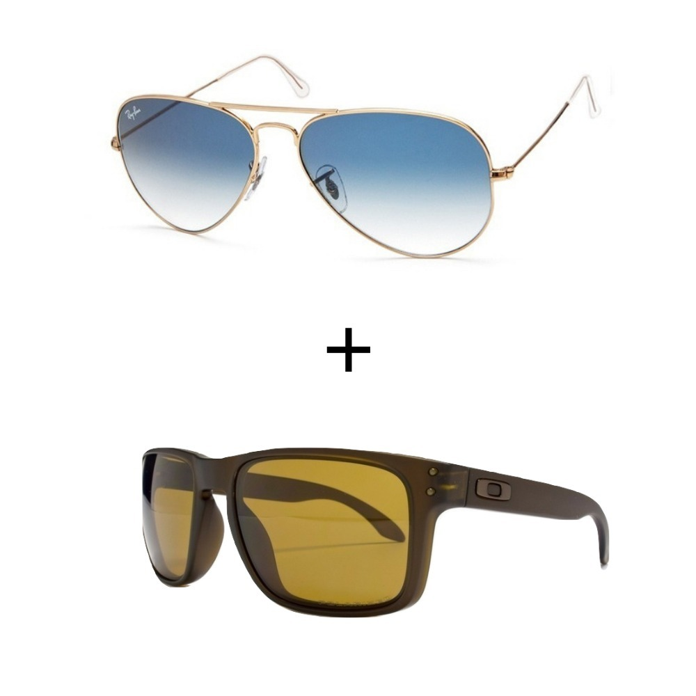 d4c5bacbf 2 Oculos De Sol Masculino Feminino Promoçao Verao - R$ 299,99 em ...