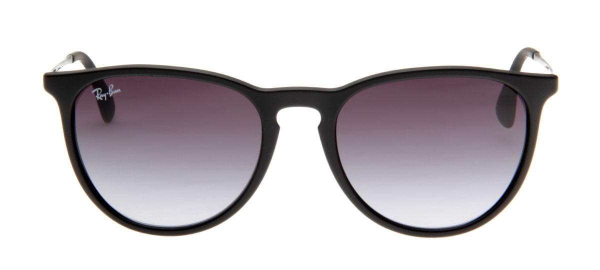 2 óculos de sol ray ban erika rb4171 preto original feminino. Carregando  zoom. c1253454ba