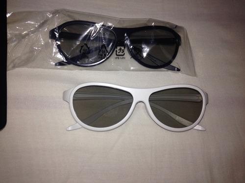 2 oculos lg 3d glasses ag-f315 life´s good ler tudo r$62,98