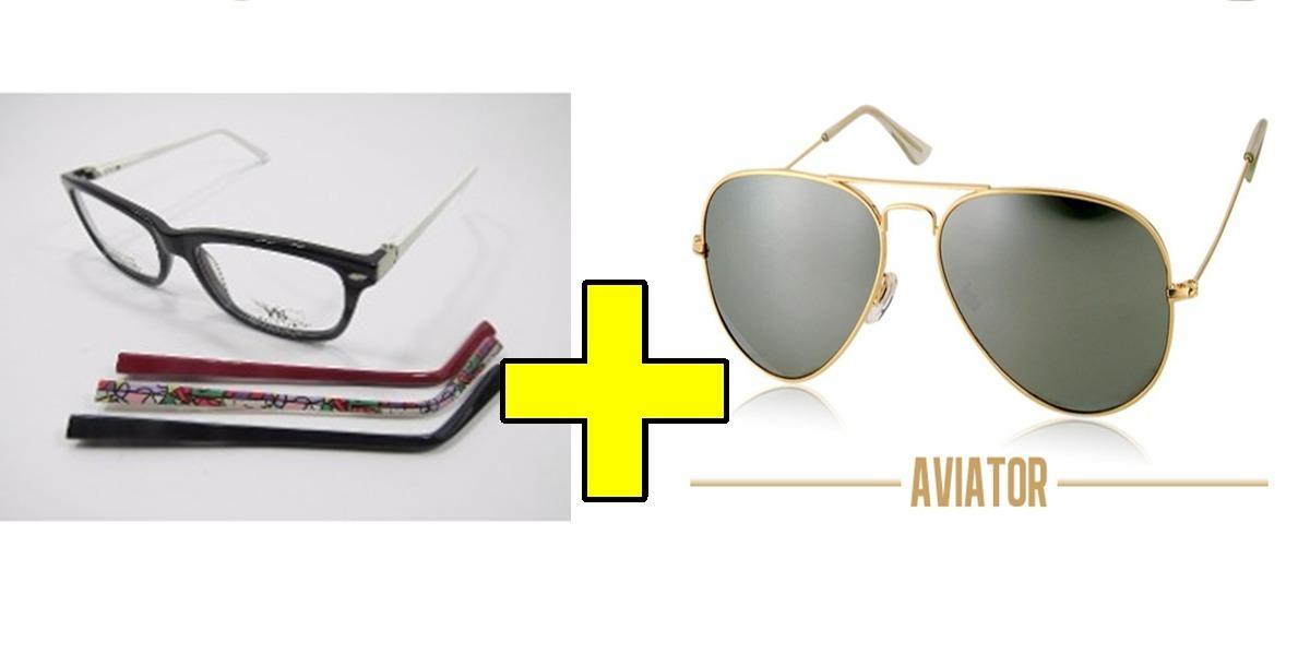 2 Óculos Pelo Preço De 1- Lançamento 2018 Com Frete Gratis - R  120 ... f93bd9152a