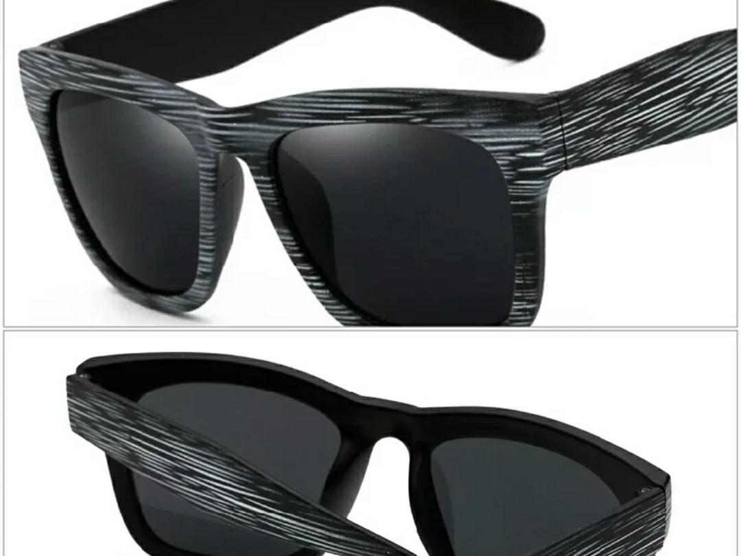2 óculos sol feminino madeira retrô vintage uv400 promoção. Carregando zoom. 74b0acdfed