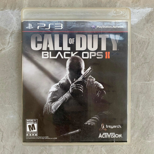 2 pack call of duty black ops ps3 (paquete)