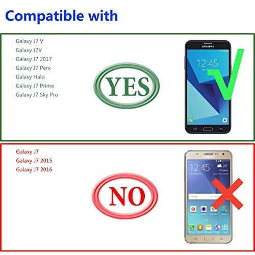 [2-pack] Sinwere Para Samsung Galaxy J7 V / J7v (verizon) /