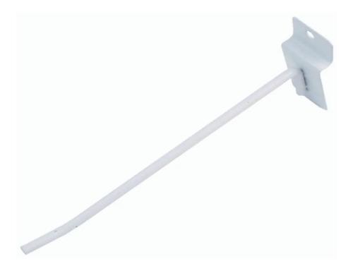 2 painel canaletado branco c/ canaleta 90x90 + 100 gancho 15