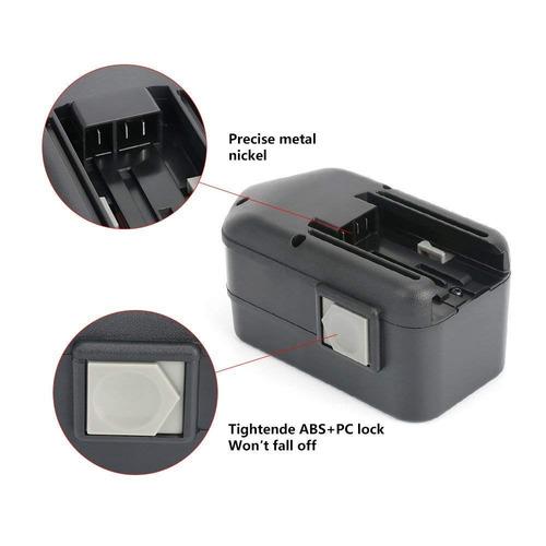 2 paquete 48-11-2220 batería para milwaukee 18v herramienta