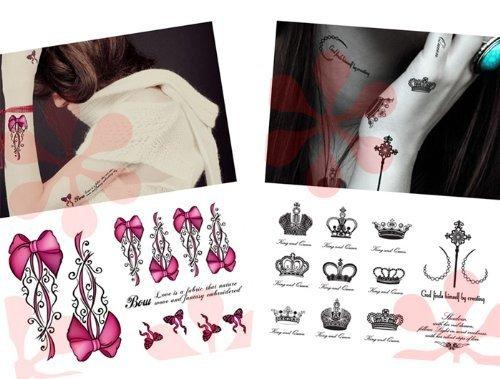 2 paquetes tatuajes temporales navidad dedo sexy hombro cuel