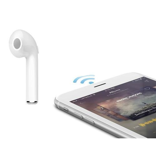 2 par audífonos tipo airpods i7s tws bluetooth iphone samsun