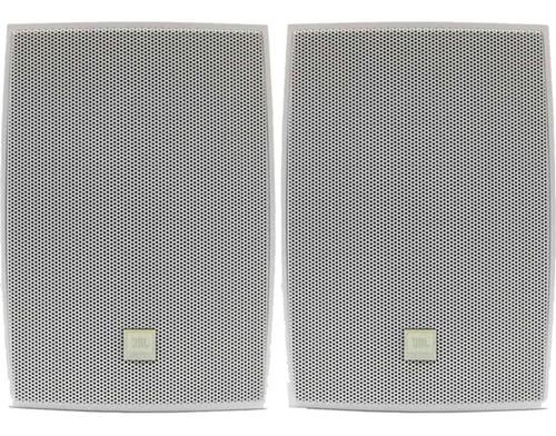 2 pares caixa de som 5  jbl selenium ambiente c521b harman