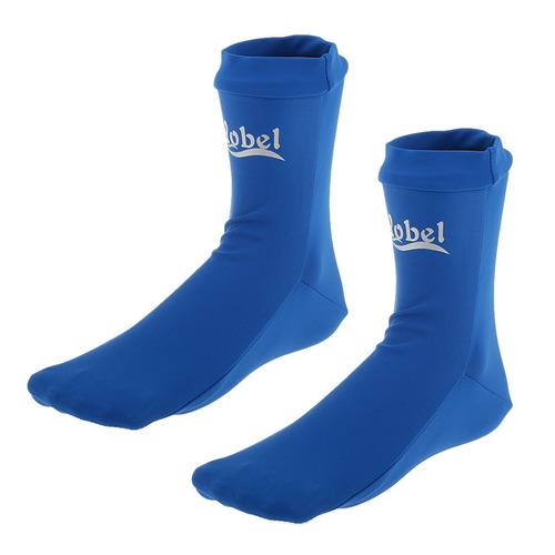 2 pares de calcetines unisex de voleibol de playa de fútbo
