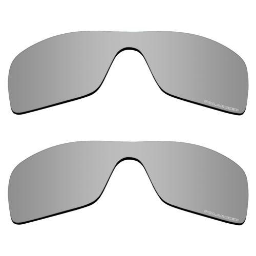 5b4048bbb7 2 pares mar agua resisten reemplazo lentes de oakley batwolf ...