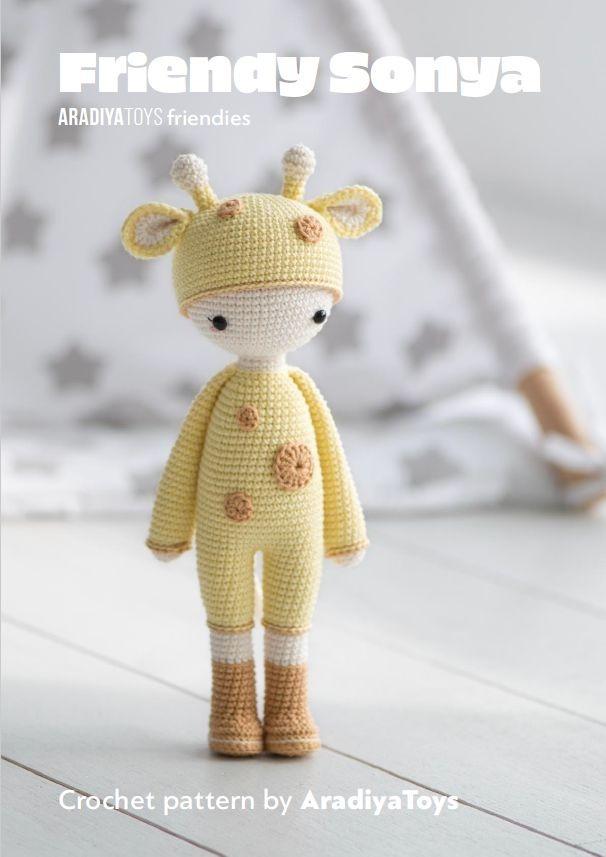 2 Patrones Amigurumis Para Tejer Crochet - $ 40,00 en Mercado Libre