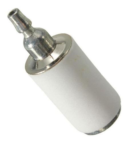 2 peças filtros de combustível para cortadores de gramado pa