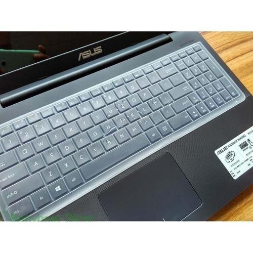 2 películas teclado laptop silicone 15.6 + 14 (1 de cada)