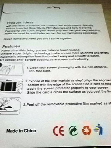 2 películas transparente mini ipad em oferta preço baixo