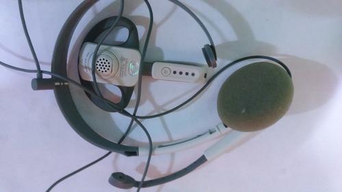 2 phones xbox 360 headset nunca usados leia a descrição