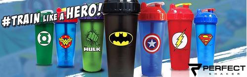 2 piezas a elegir de perfect shaker hero  envío gratis