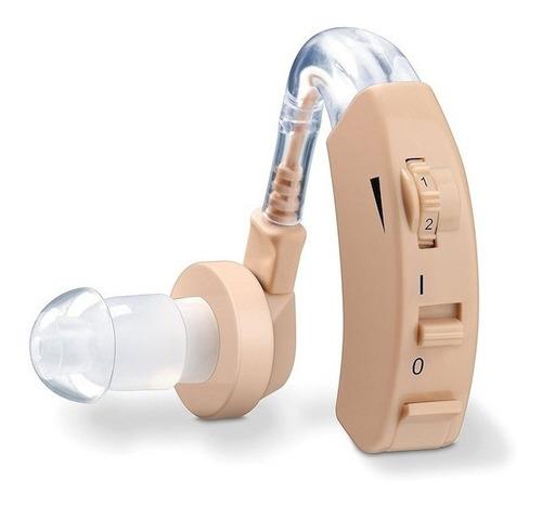 2 piezas audífono auditivos amplificador sonido ha20 beurer
