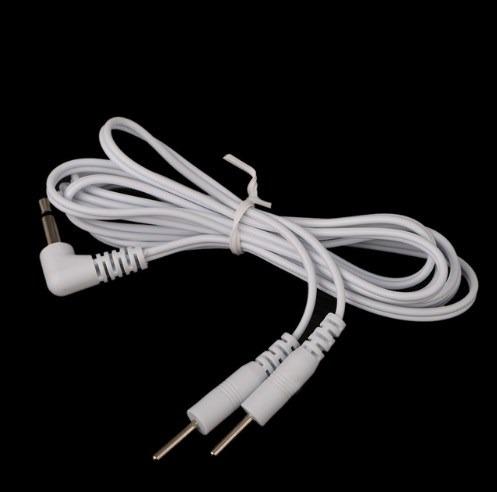 75b0ec1a52e 2 Piezas Cables Para Electromasaje Tens -   350.00 en Mercado Libre