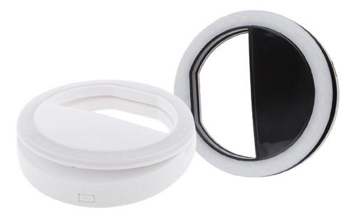 2 piezas de luz led selfie accesorios de móvil inteligente