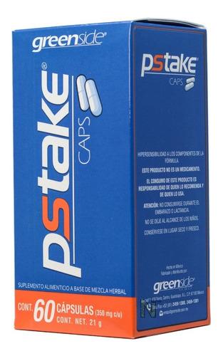 (2 piezas) pstake (antes prostake) (60 caps) greenside