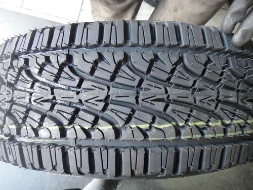 2 pneus 235/70 r16 remold novo camionete s-10 blazer e outr