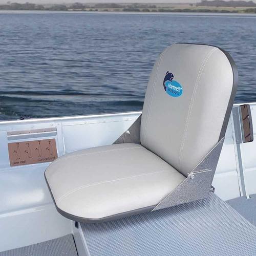 2 poltronas cadeira p/ barco estofada giratória especial