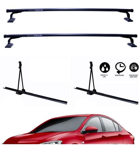 2 portabicicleta techo  + porta equipajes auto portaequipaje