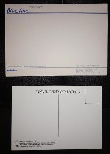 2 postales de méxico *