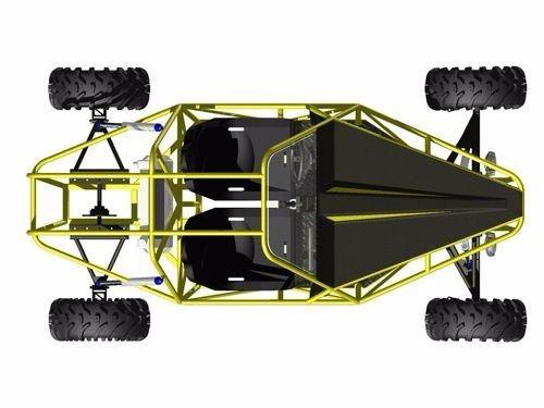 2 projetos kart cross - gaiola - buggy - trilha + brindes