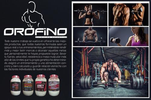 2 proteina orofino soya (60 serv) 100% calidad