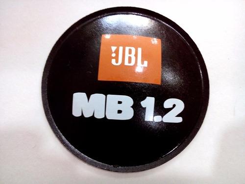 2- protetor calota p/ alto falante jbl selenium mb 1.2 108mm