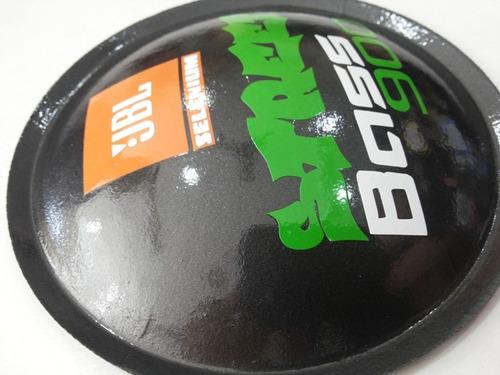 2- protetor calota p/ jbl selenium street bass 900 135mm