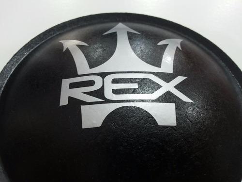2 - protetor calota para alto falante rex 130mm
