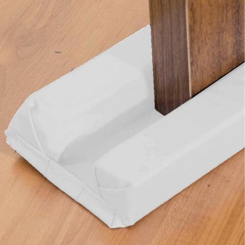 2 protetor de porta veda ar cond. e entrada insetos e agua