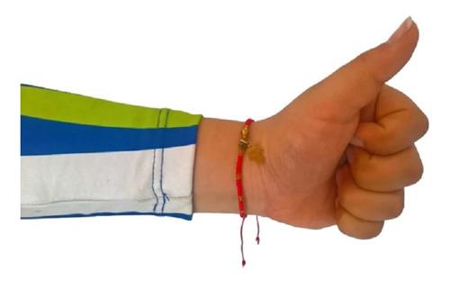 2 pulseras mano hamsa o mano de fátima ajustable protección