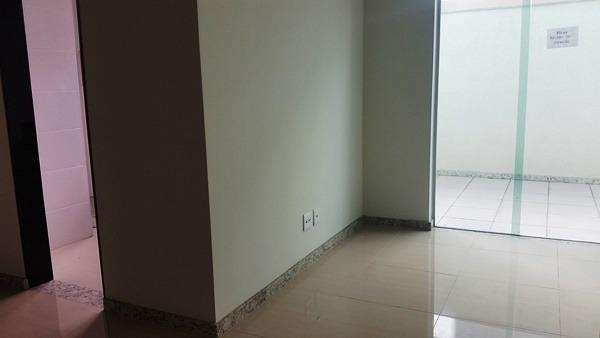 2 quartos com elevador bairro castelo - 1097
