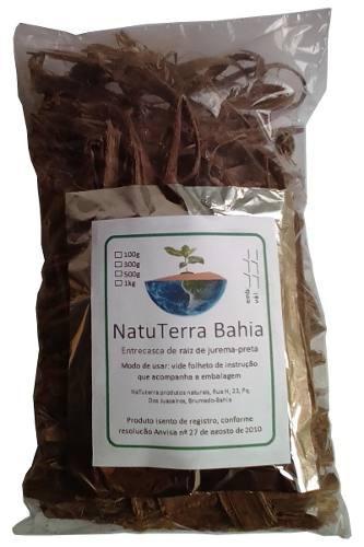 2 quilos de casca de raiz de jurema preta 100% orgânica