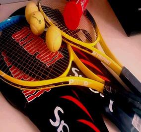 74bcc1608 Kit Raquete E Bola De Tenis De Quadra - Esportes e Fitness no Mercado Livre  Brasil