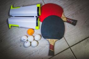 cf36a533b Kit Raquete De Tenis De Mesa Artengo - Esportes e Fitness no Mercado Livre  Brasil