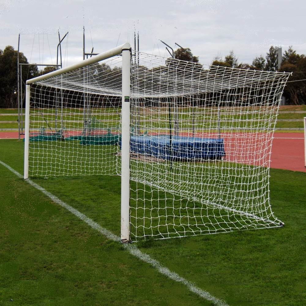 2 Redes Arco Futbol Profesional 7,5x2,5m Cajon 2m Cuerda 4mm ...