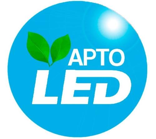 2 reflectores apto led e27 c/sensor movimiento y fotocelula
