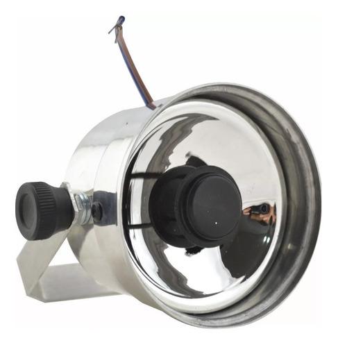 2 refletor tx pimbin par 36 led 3w para globo espelhado