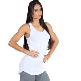 448c4b6889 Regata Fitness Feminina Rasgada - Camisetas e Blusas em Ceará no ...